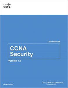 CCNA Security Lab Manual Version 1.2, 3/e (Paperback)-cover
