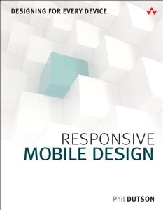 Responsive Mobile Design: Designing for Every Device (Paperback)-cover
