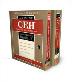 CEH Certified Ethical Hacker Bundle, 2/e (Paperback)-cover