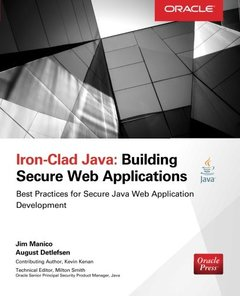 Iron-Clad Java: Building Secure Web Applications (Paperback)-cover