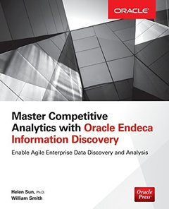 Master Competitive Analytics with Oracle Endeca Information Discovery (Paperback)-cover