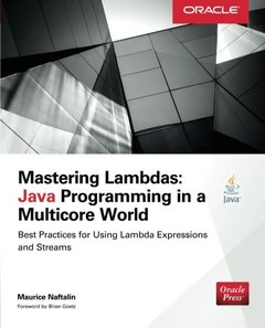 Mastering Lambdas: Java Programming in a Multicore World (Paperpack)-cover