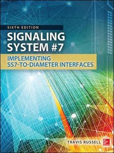 Signaling System #7, 6/e (Hardcover)-cover