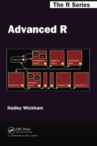 Advanced R (Paperback)-cover