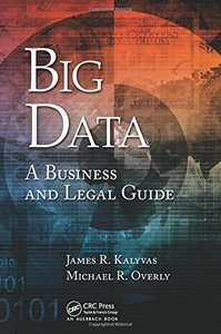 Big Data: A Business and Legal Guide (Hardcover)-cover