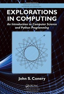 Explorations in Computing: An Introduction to Computer Science and Python Programming (Hardcover)-cover