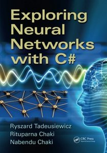 Exploring Neural Networks with C# (Paperback)-cover