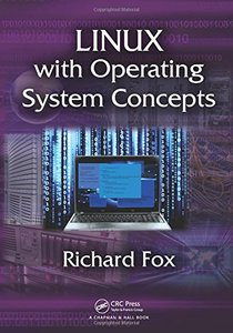 Linux with Operating System Concepts (Paperback)-cover