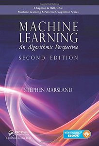 Machine Learning: An Algorithmic Perspective, 2/e (Hardcover)-cover