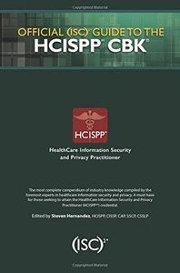 Official (ISC)2 Guide to the HCISPP CBK (Hardcover)-cover
