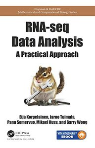 RNA-seq Data Analysis: A Practical Approach (Hardcover)-cover
