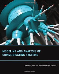 Modeling and Analysis of Communicating Systems (Hardcover)-cover