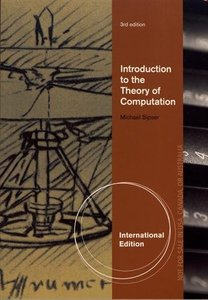 Introduction to the Theory of Computation, 3/e (Paperback)