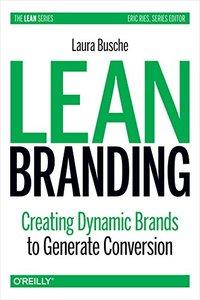 Lean Branding (Hardcover)-cover
