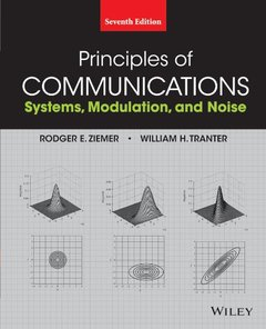 Principles of Communications: Systems, Modulation and Noise, 7/e (Paperback)-cover