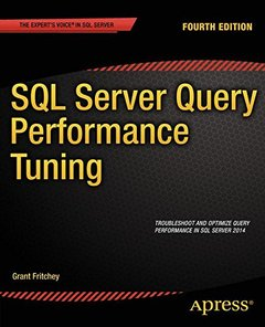 SQL Server Query Performance Tuning,(5/e-9781484238875)-cover