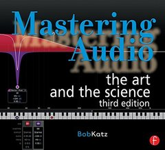 Mastering Audio: The Art and the Science, 3/e (Paperback)-cover
