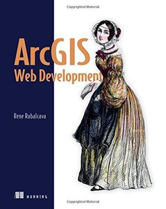 ArcGIS Web Development (Paperback)-cover