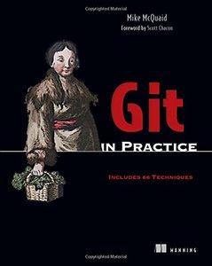 Git in Practice (Paperback)-cover