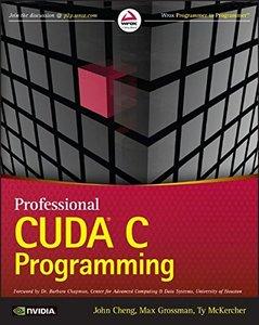 Professional CUDA C Programming (Paperback)-cover
