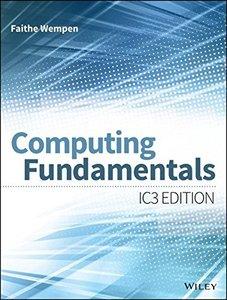 Computing Fundamentals: IC3 Edition (Paperback)-cover