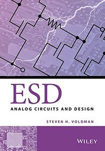 ESD: Analog Circuits and Design (Hardcover)-cover