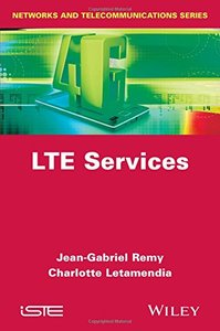 LTE Services (Hardcover)-cover