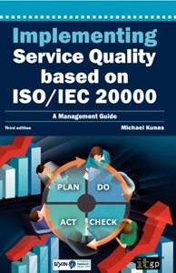 Implementing Service Quality Based on ISO/Iec 20000, 3/e (Paperback)-cover