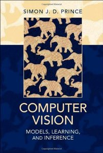 Computer Vision: Models, Learning, and Inference (Hardcover)-cover