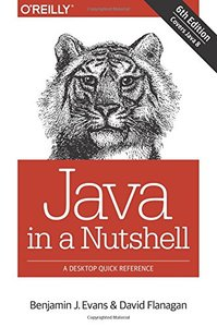 Java in a Nutshell, 6/e (Paperback)-cover