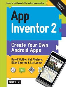 App Inventor 2, 2/e (Paperback)-cover