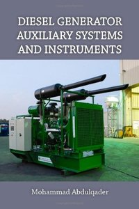Diesel Generator Auxiliary Systems and Instruments (Paperback)-cover