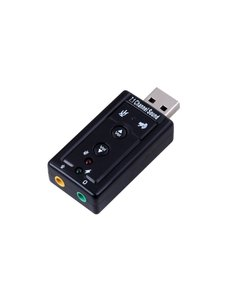 7.1 聲道 USB Audio Adapter