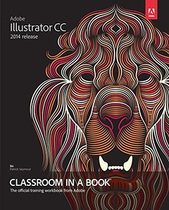 Adobe Illustrator CC Classroom in a Book (2014 release) (Paperback)-cover