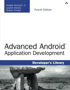 Advanced Android Application Development, 4/e (Paperback)-cover