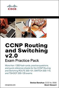 CCNP Routing and Switching v2.0 Exam Practice Pack (Paperback)-cover