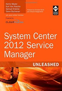 System Center 2012 Service Manager Unleashed (Paperback)-cover