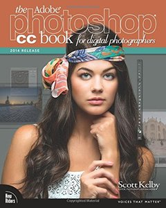 The Adobe Photoshop CC Book for Digital Photographers (2014 release)-cover