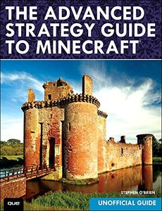 The Advanced Strategy Guide to Minecraft (Paperback)-cover