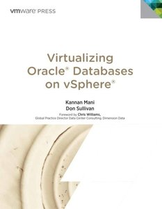 Virtualizing Oracle Databases on vSphere (Paperback)-cover