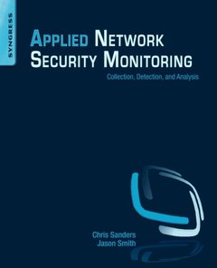 Applied Network Security Monitoring: Collection, Detection, and Analysis (Paperback)-cover