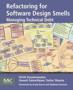 Refactoring for Software Design Smells: Managing Technical Debt (Paperback)-cover