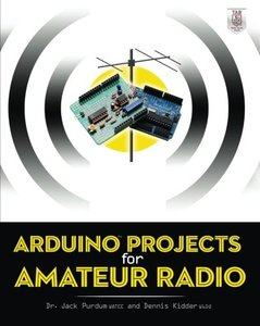 Arduino Projects for Amateur Radio (Paperback)-cover
