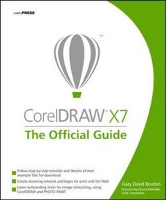 CorelDRAW X7: The Official Guide (Paperback)-cover