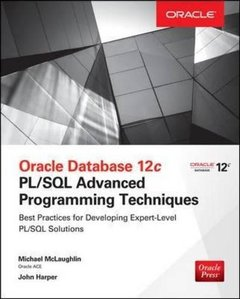 Oracle Database 12c PL/SQL Advanced Programming Techniques (Paperback)-cover