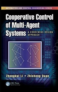 Cooperative Control of Multi-Agent Systems: A Consensus Region Approach (Hardcover)-cover