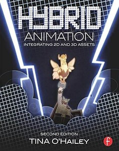 Hybrid Animation: Integrating 2D and 3D Assets, 2/e (Paperback)-cover