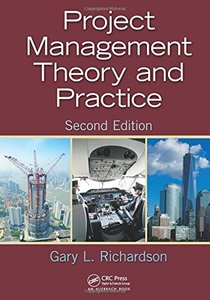 Project Management Theory and Practice, 2/e (Hardcover)-cover