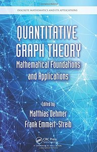 Quantitative Graph Theory: Mathematical Foundations and Applications (Hardcover)-cover
