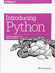 Introducing Python: Modern Computing in Simple Packages (Paperback)-cover